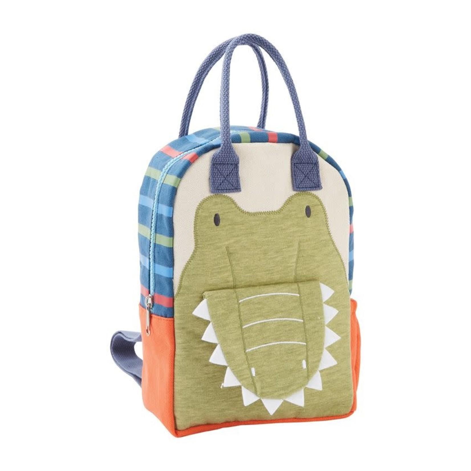 Mud Pie Backpack, Alligator