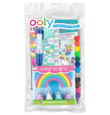 Ooly Happy Pack - Oh My! Unicorns & Mermaids