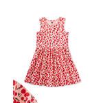 Tea Collection Skirted Dress - Oasis Fruit
