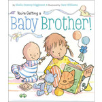Simon and Schuster You're Getting A Baby Brother!