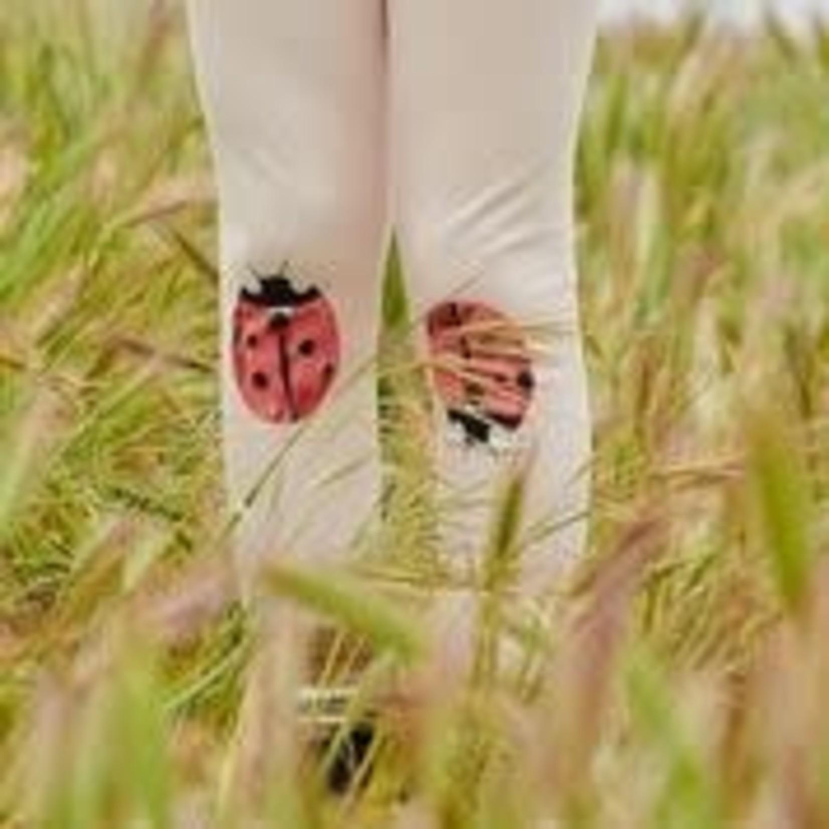 Tea Collection Ladybug Leggings - Pink Salt
