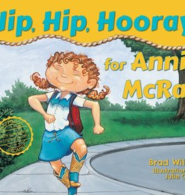 Gibbs Smith hip, Hip Hooray for Annie McRae