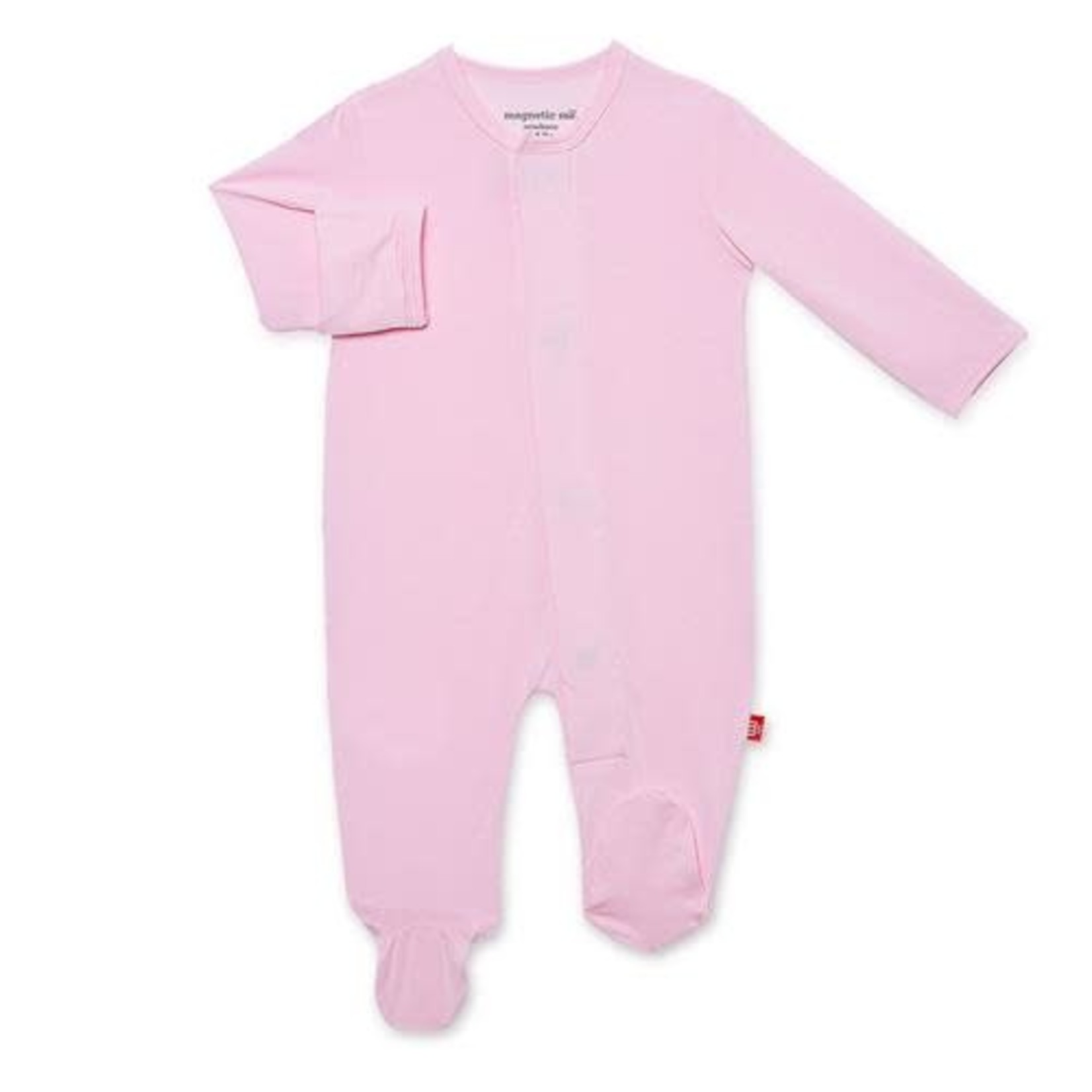 Magnetic Me Cake My Day Pink Modal Magnetic Footie