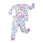 Little Sleepies Two Piece Pajama Set Bella Blooms