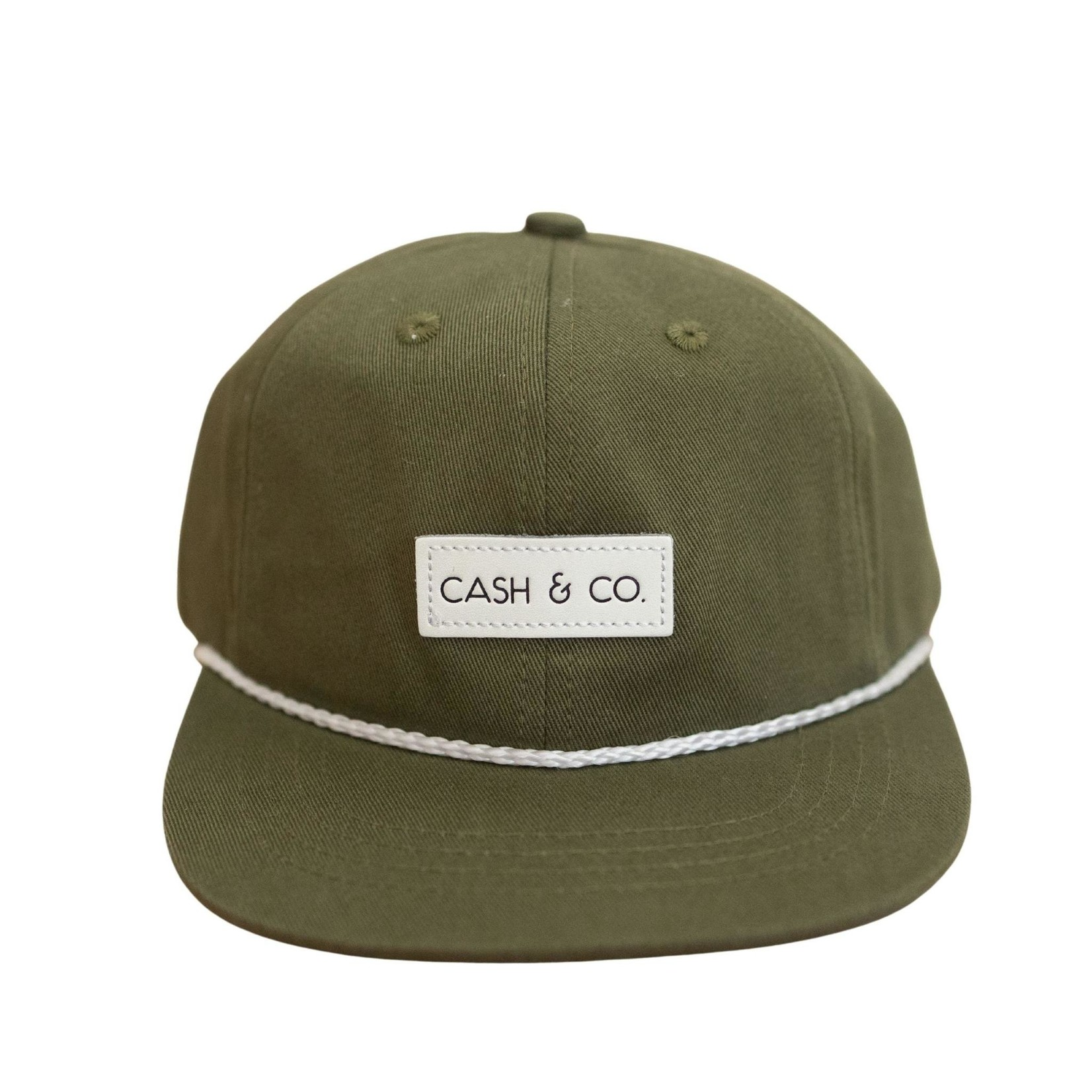 Cash & Co Big Green Hat