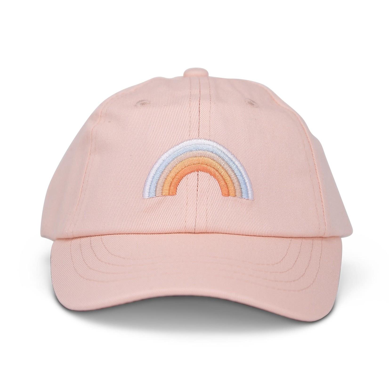 Cash & Co Blushing Rainbow Hat
