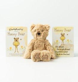 Slumberkins Honey Bear Kin Bundle