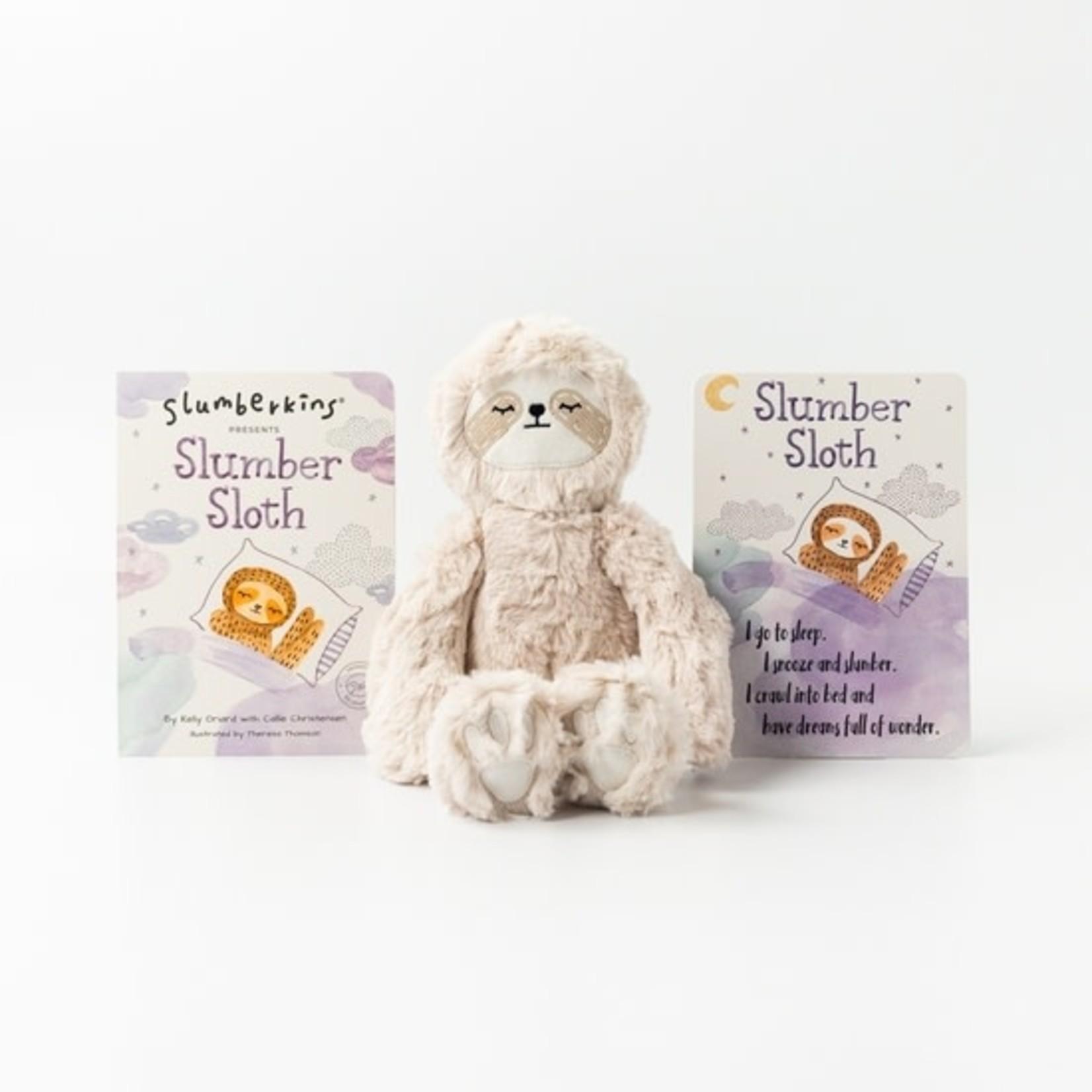 Slumberkins Sloth Kin Bundle
