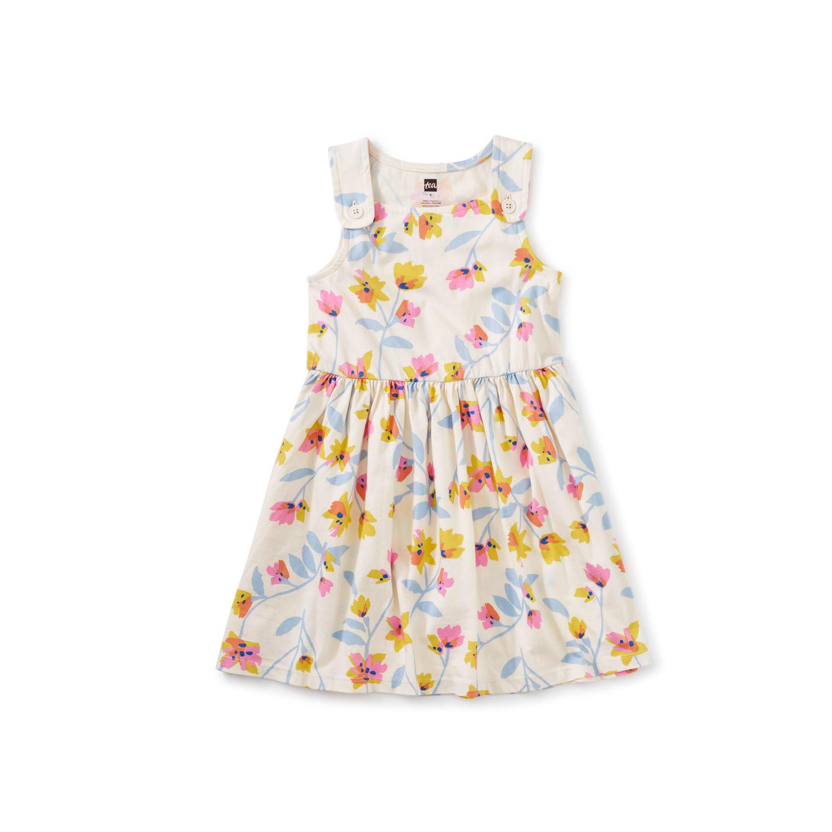 Tea Collection Button Shoulder Dress - Costa Nova Flora