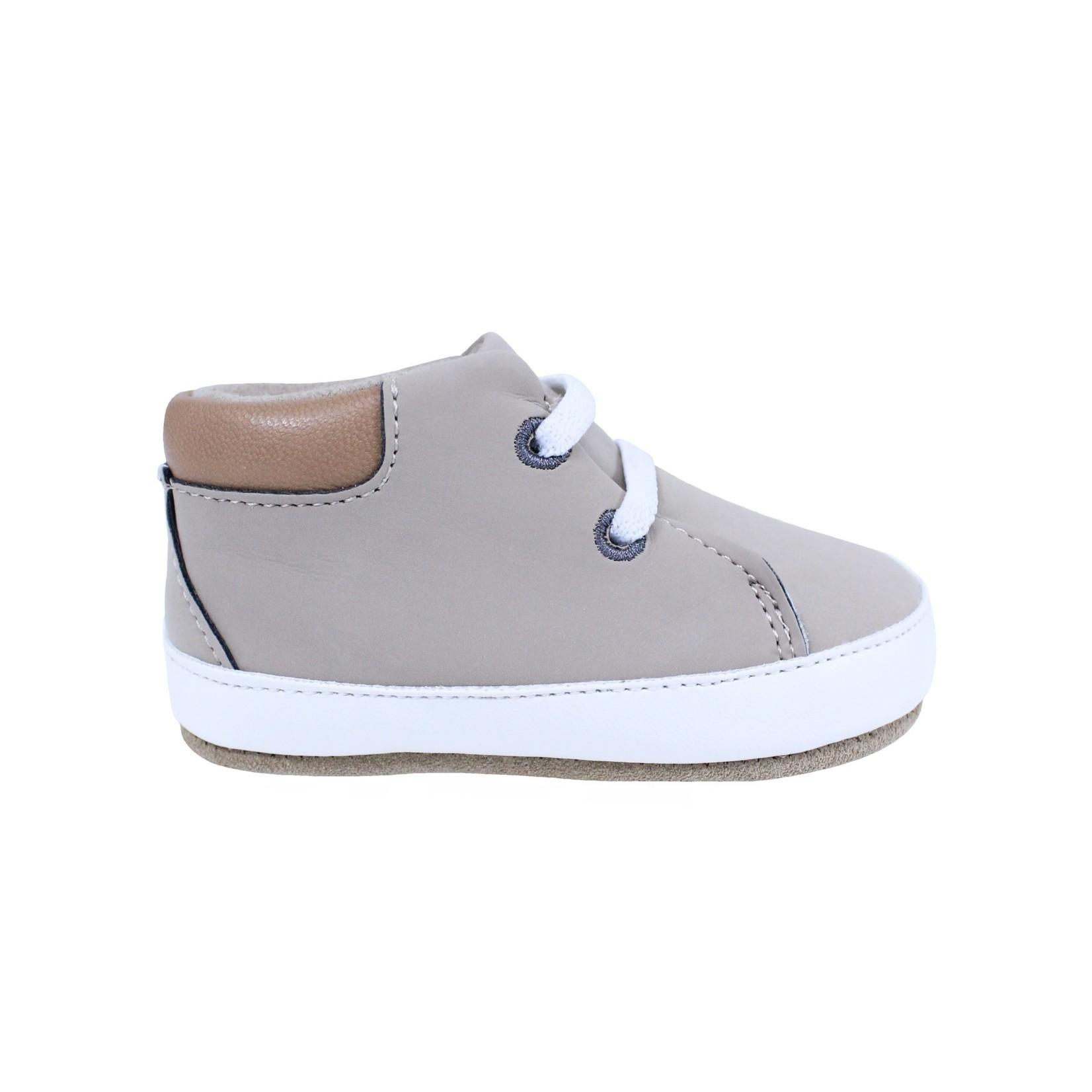 Robeez First Kicks - Jensen Grey Tan