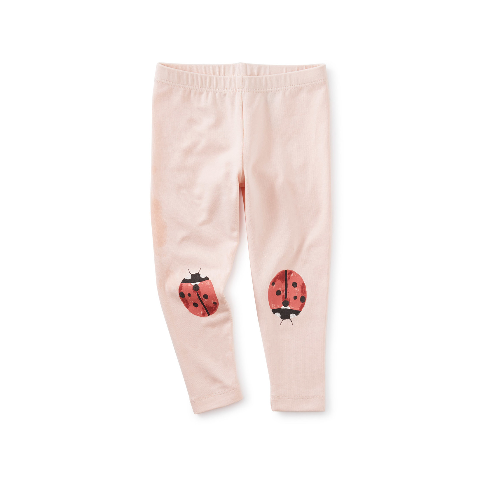 Tea Collection Ladybug Baby Leggings - Pink Salt