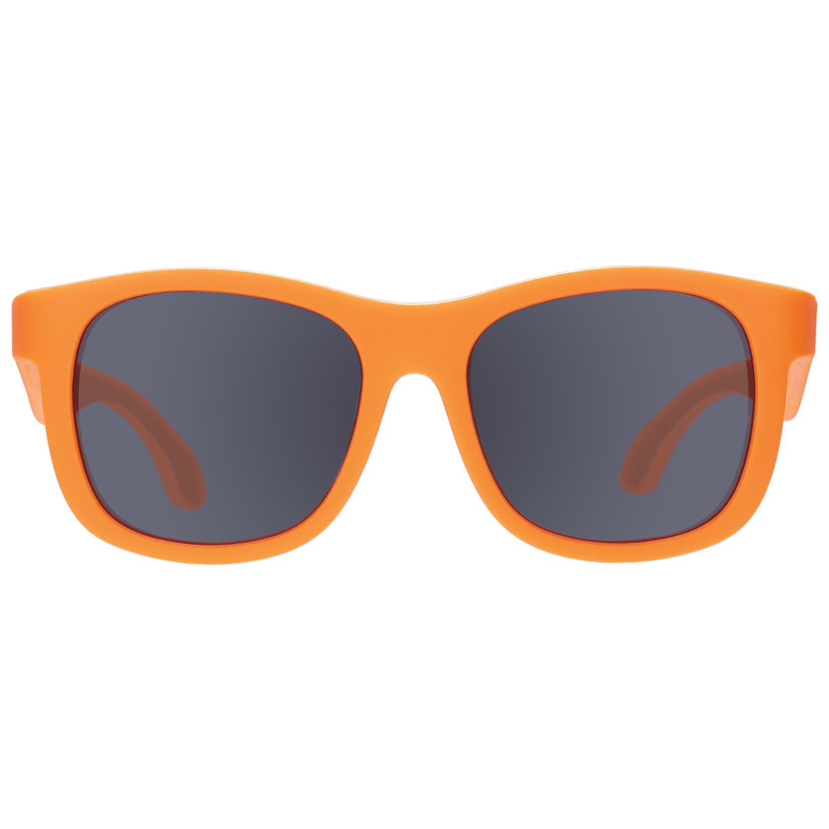 Babiators Sunglasses - Navigator Orange Crush  (Age 0-2Y)