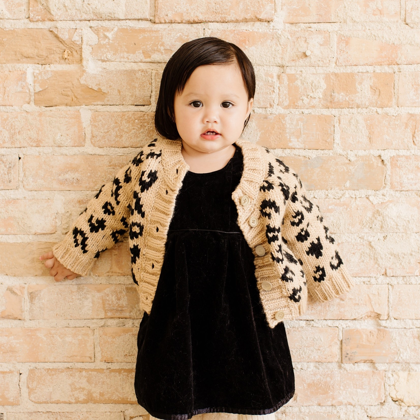 The Blueberry Hill Cheetah Cardigan Sweater