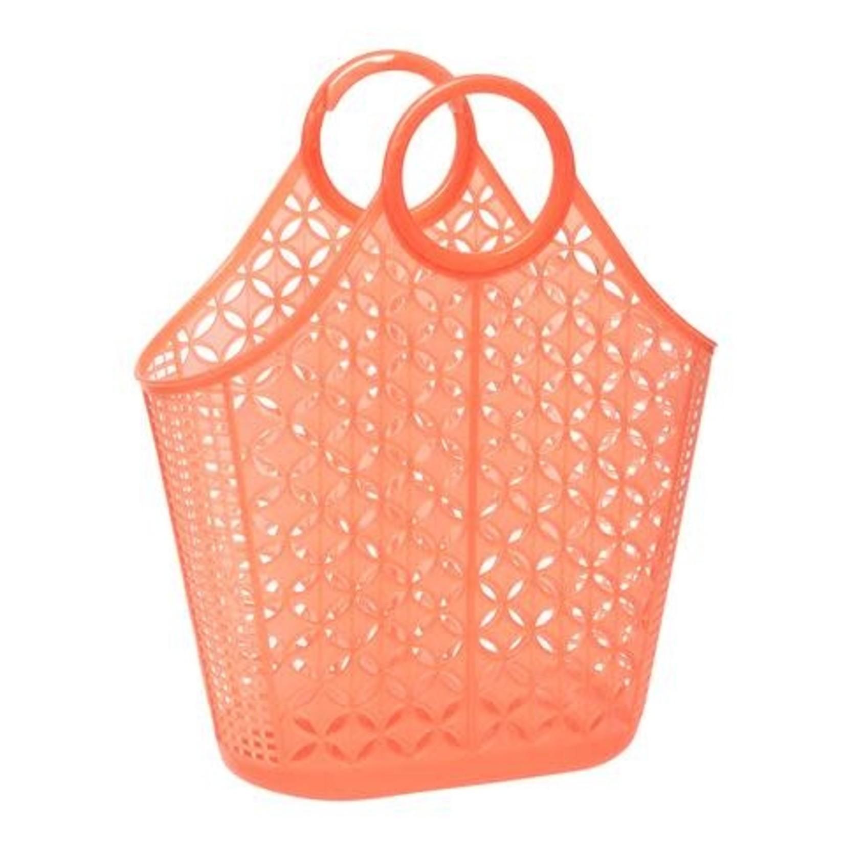 Sun Jellies Atomic Tote - Neon Orange