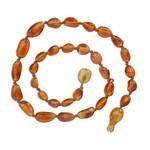 Cherished Moments Baltic Amber Beads - Lemon Polished, Small