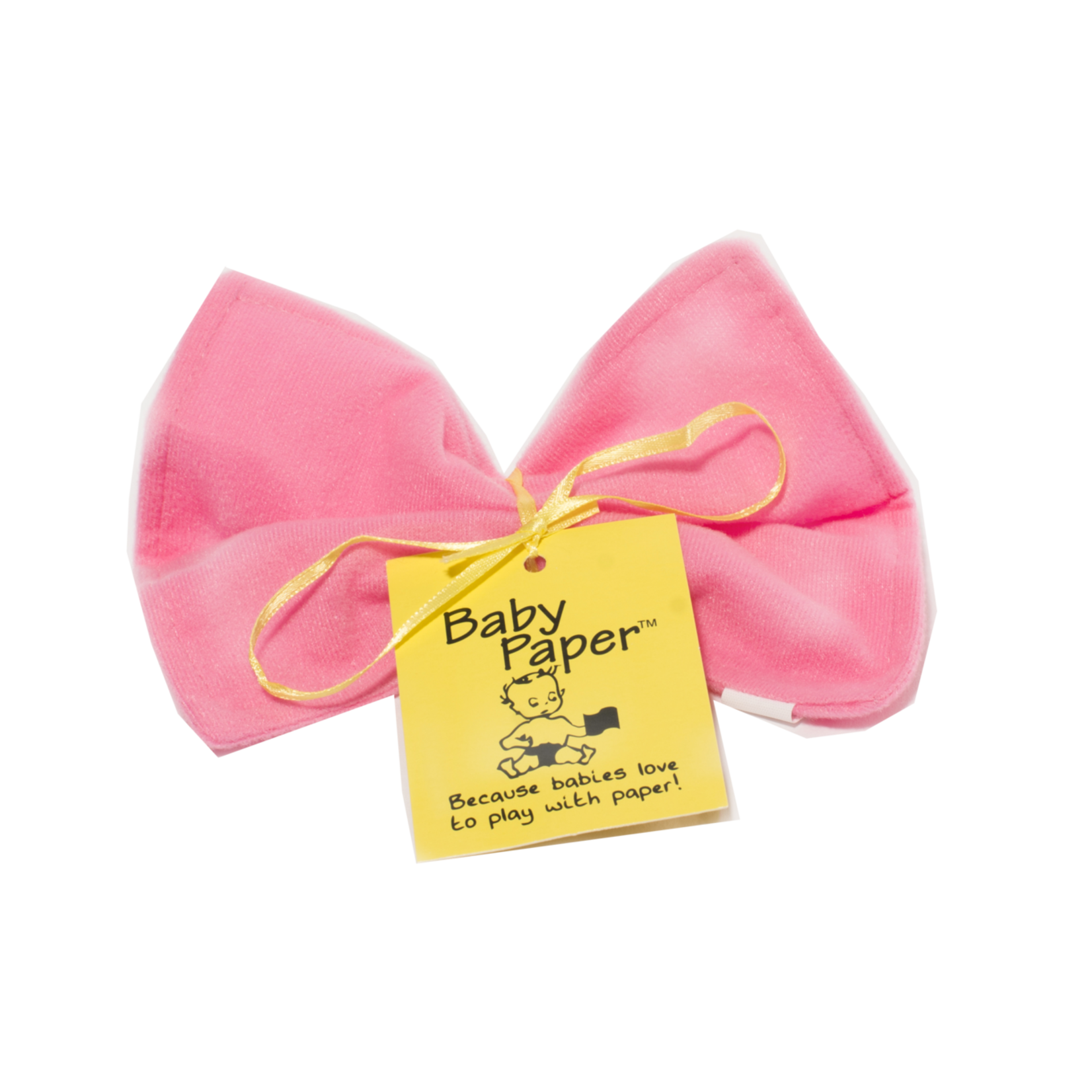 Baby Paper Baby Paper - Pink