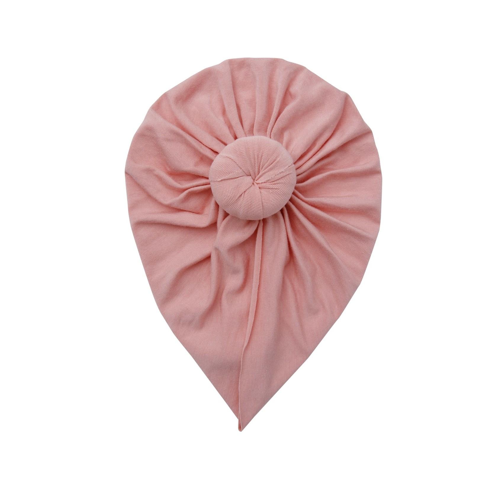 Angel Dear Headwrap, Pink 6-12M