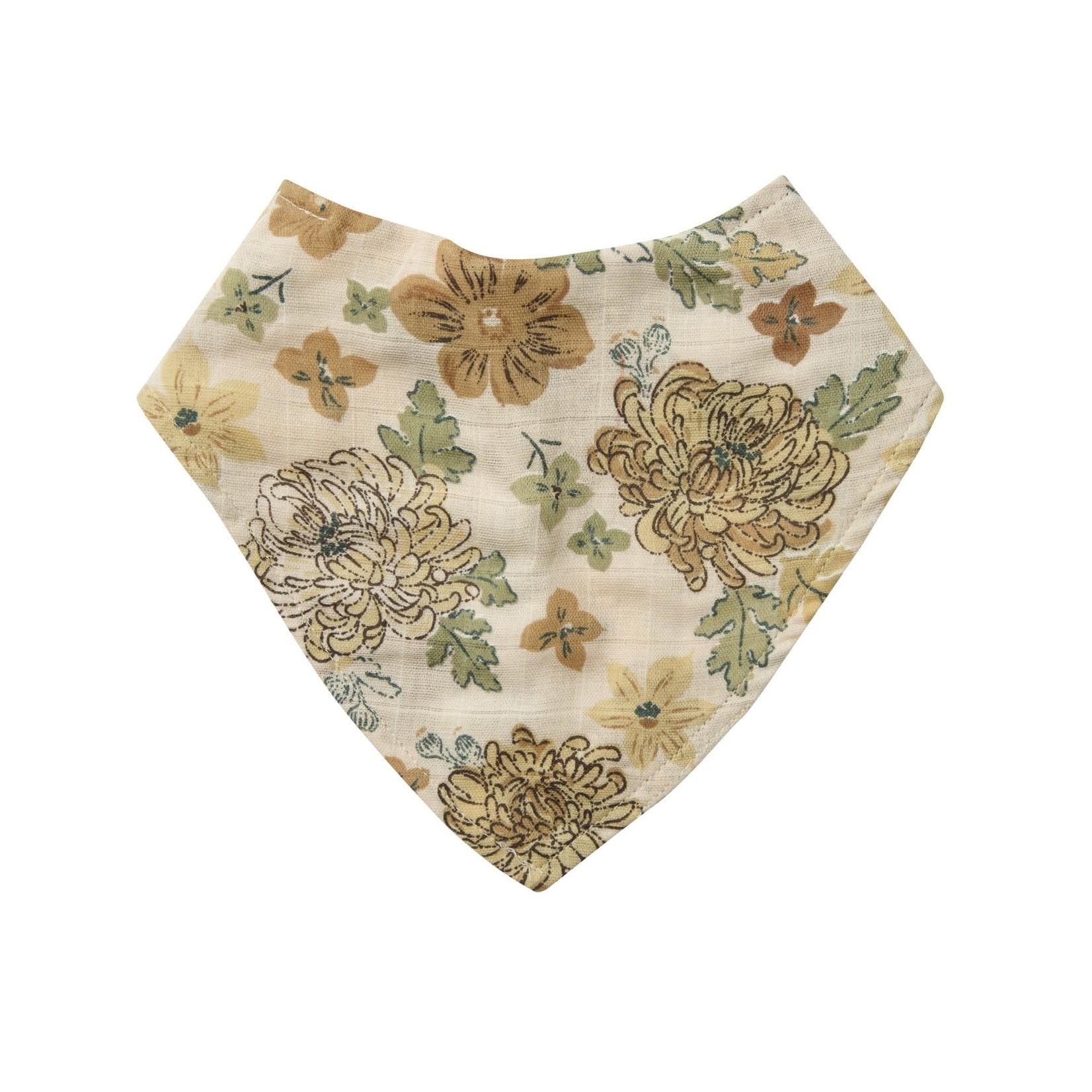 Angel Dear Bandana Bib, Chrysanthemum
