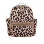 Itzy Ritzy Itzy Ritzy Mini Backpack Diaper Bag Leopard (