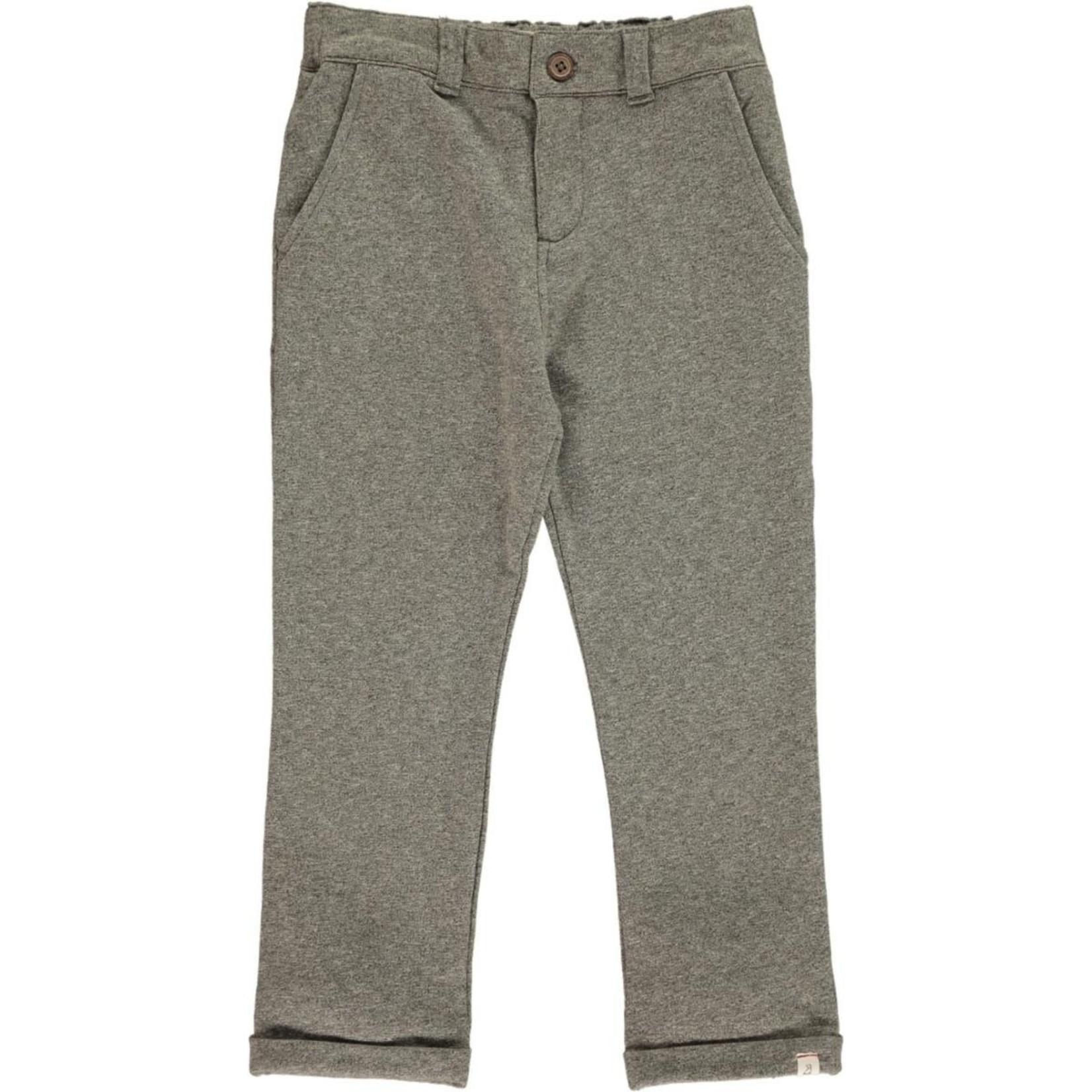 Me + Henry Jonathan Jersey Pants Grey