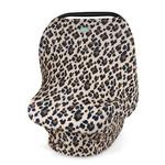 Itzy Ritzy Mom Boss 4 in 1 Cover, Leopard