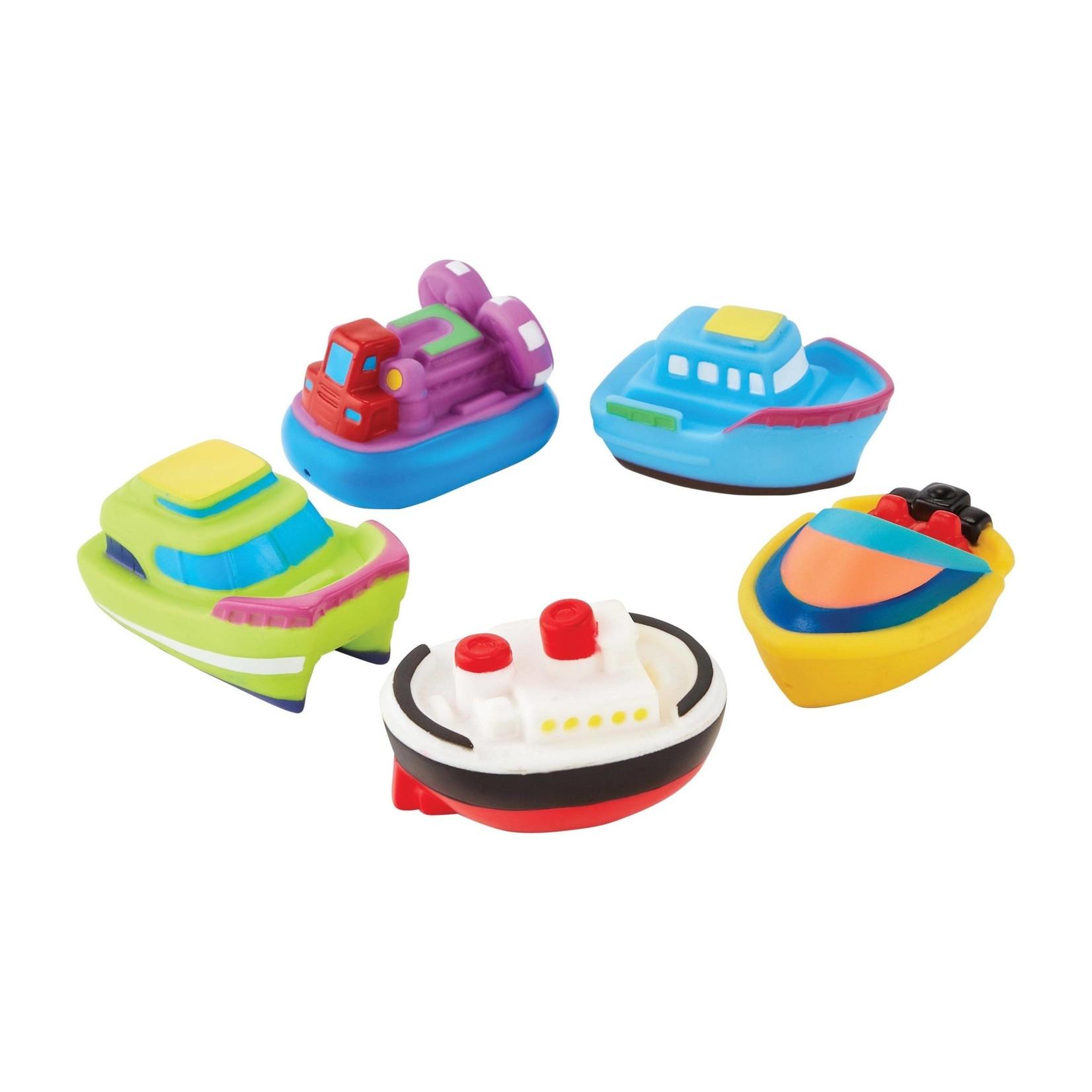 Mud Pie Boat Bath Toys