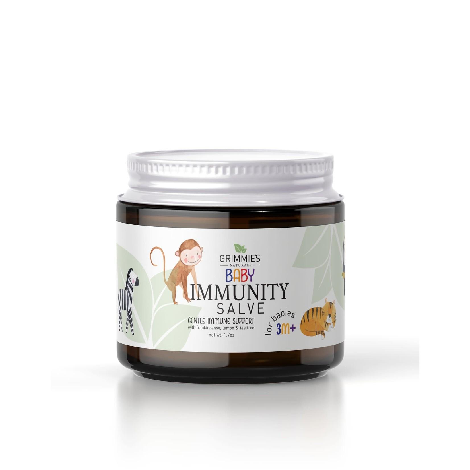 Grimmies Naturals Baby Immunity Salve