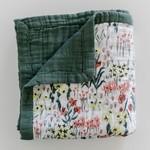 Saranoni 4-Layer Quilt By Hope Roadside Picks Bamboo Rayon Muslin