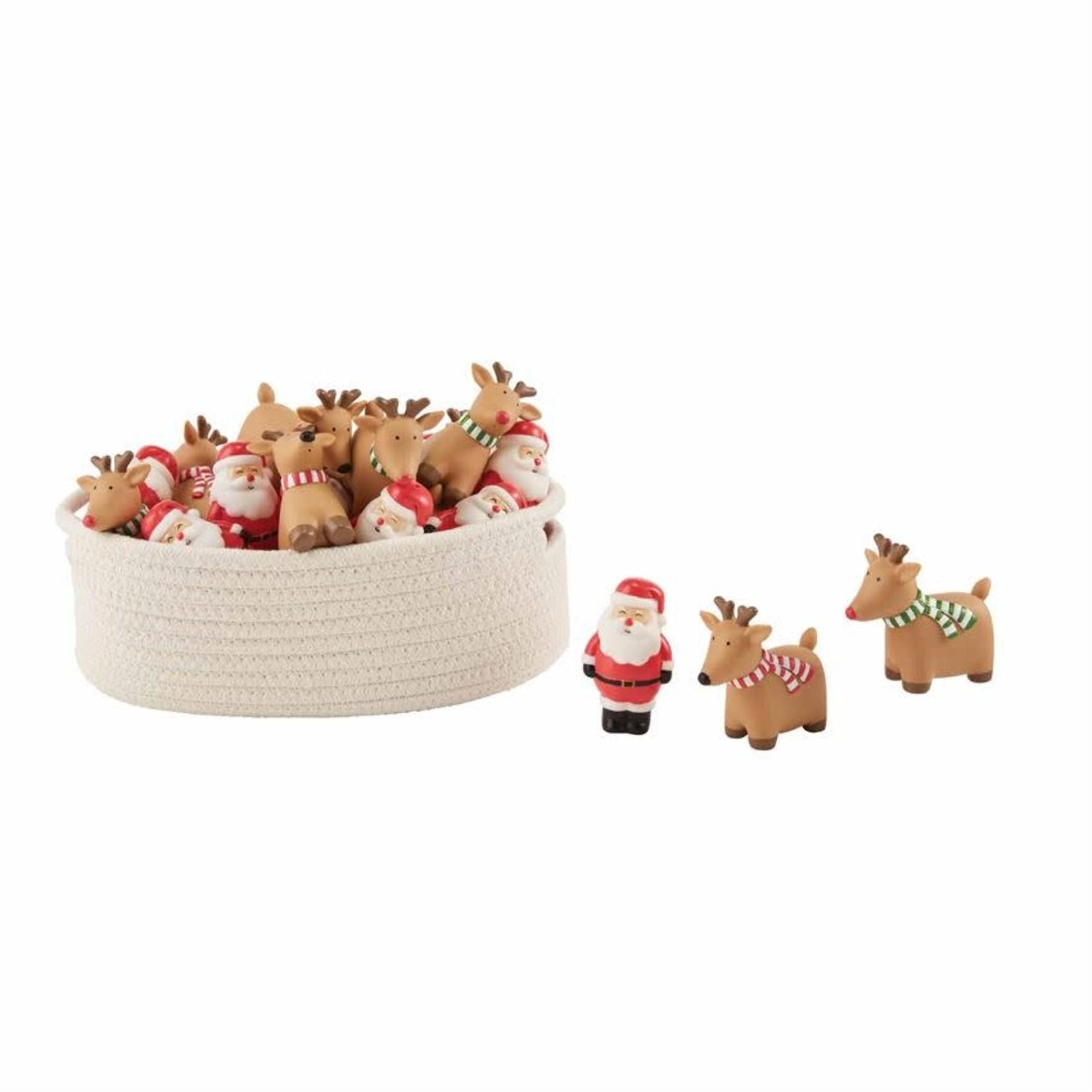 Mud Pie Bath Toy - Reindeer