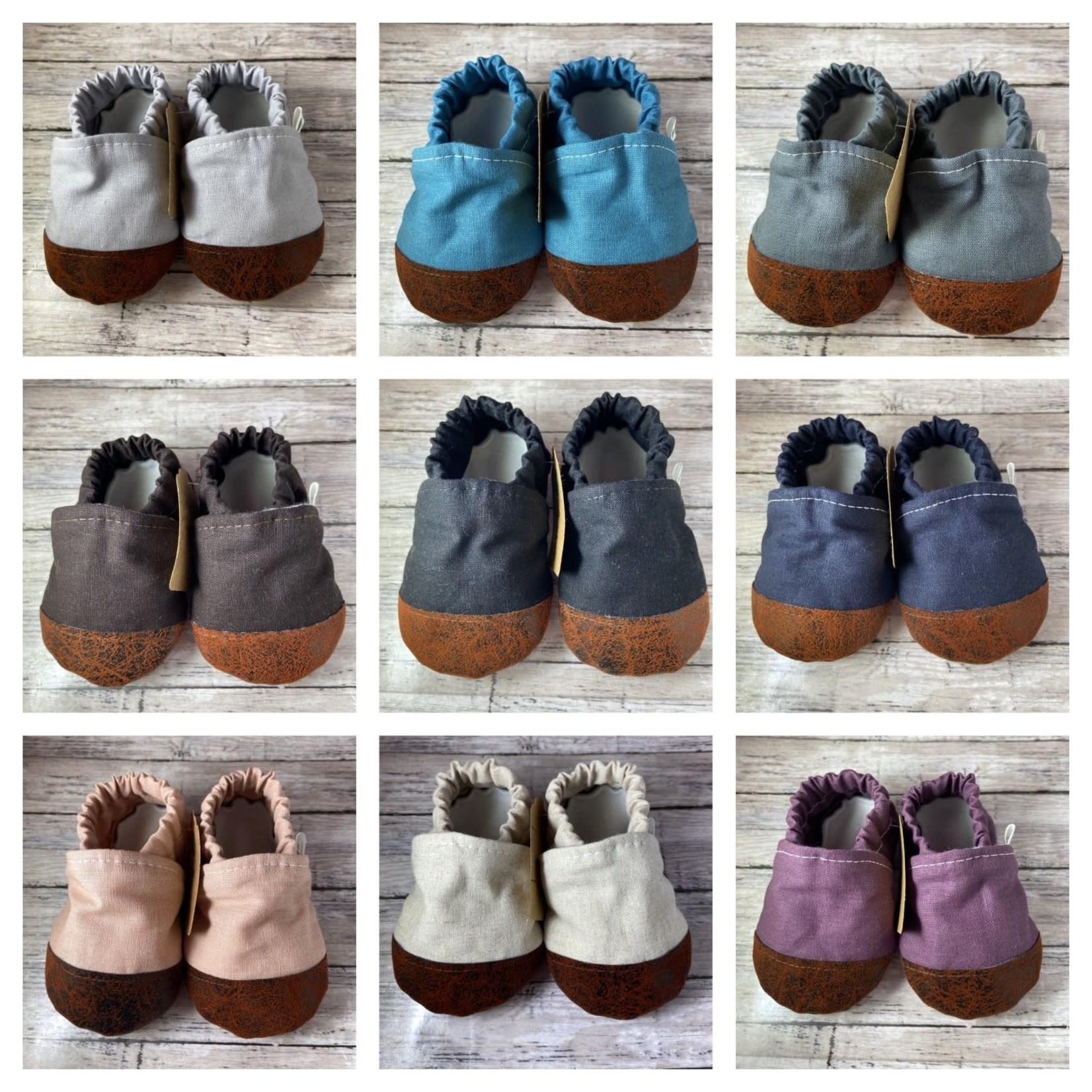 Lexiebugs 12-18m Baby Shoe with Toe