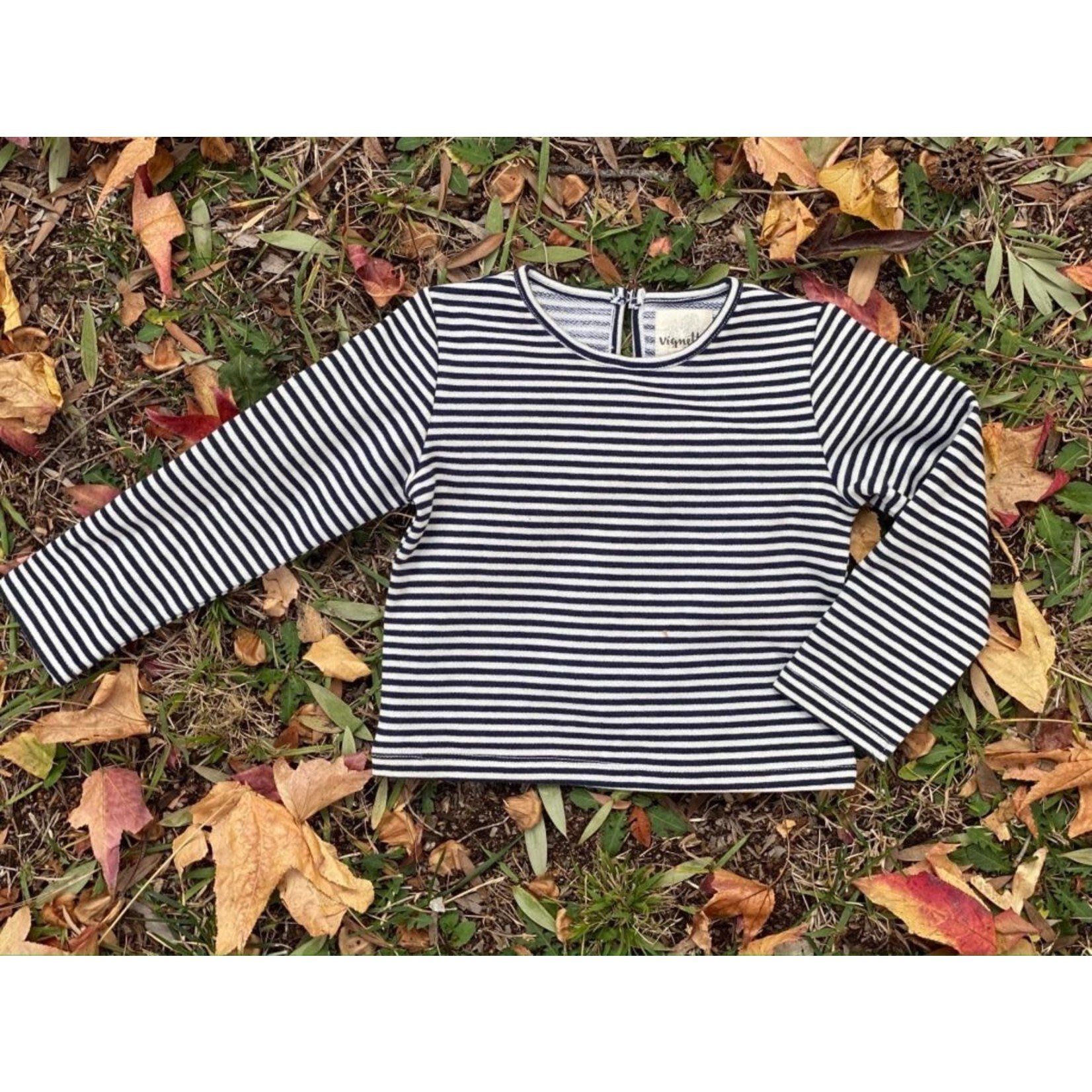 Vignette Bailey Sweater Stripe
