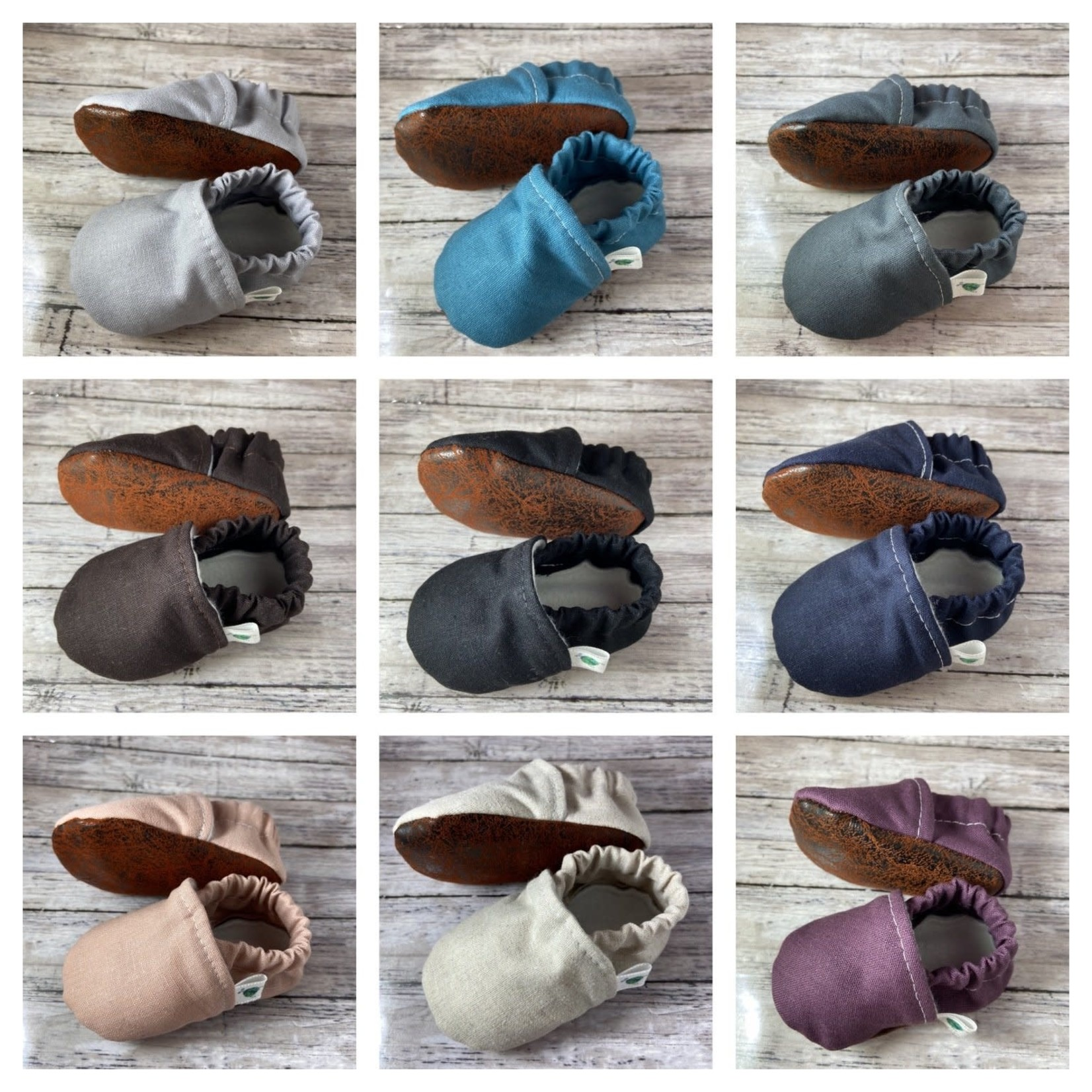Lexiebugs 3-6m Baby Shoe