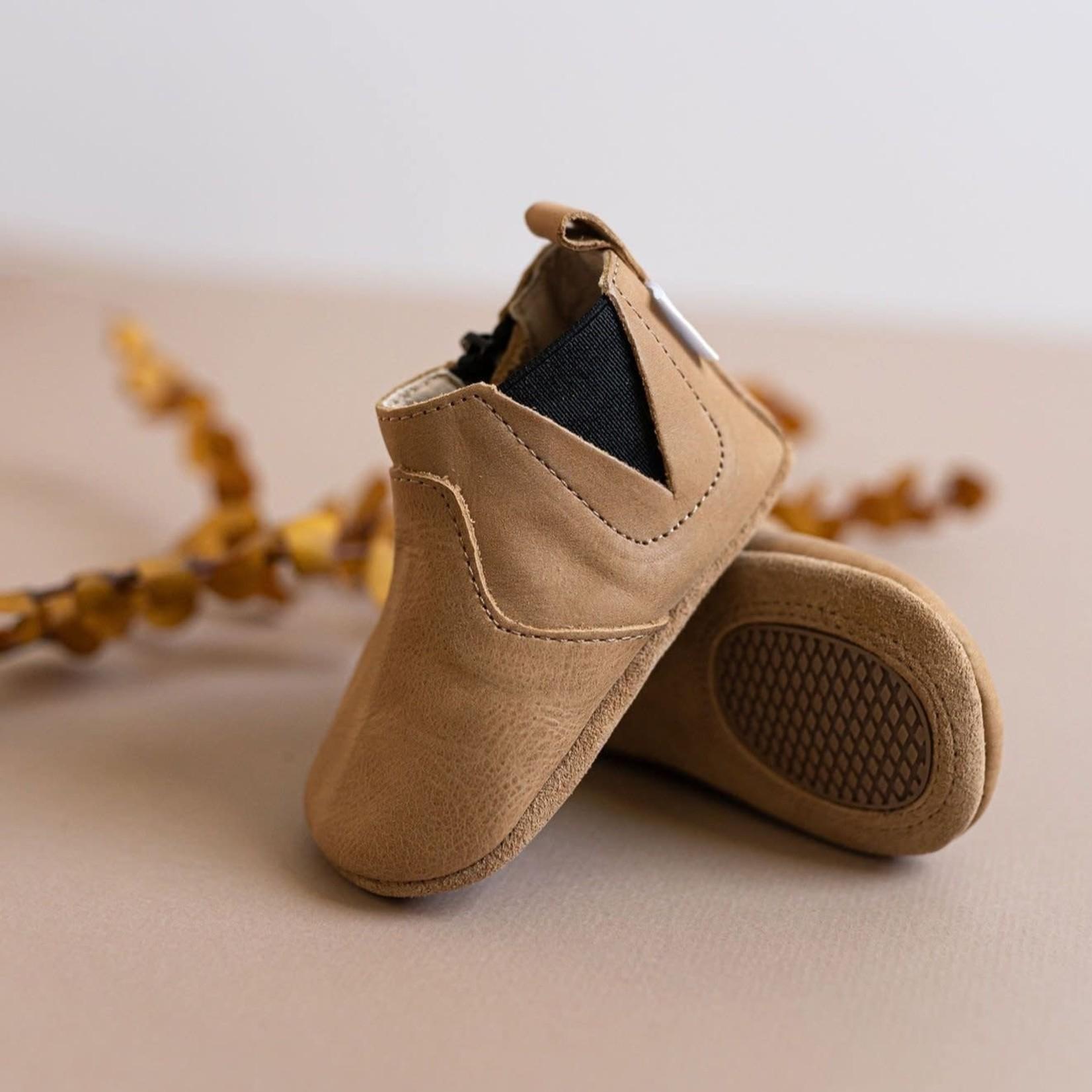 Little Love Bug Company Desert Sand Chelsea Boot