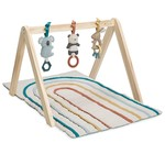 Itzy Ritzy Ritzy Activity Gym Wooden Gym with Toys
