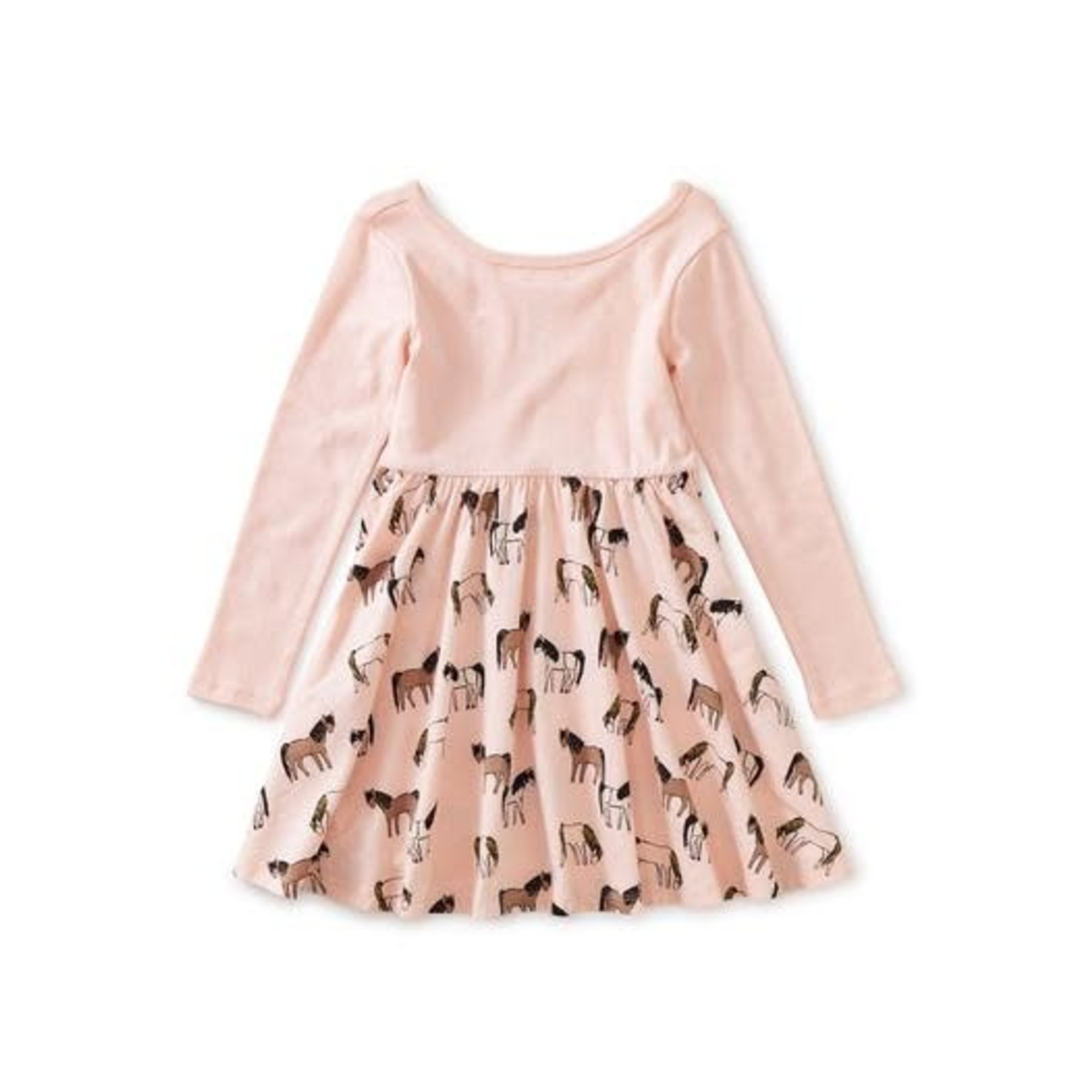 Tea Collection Ballet Skirted Dress - Painted Ponies