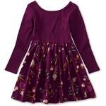 Tea Collection Ballet Skirted Dress - Painted Petals