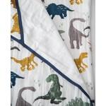 Little Unicorn Big Kid Hooded Towel - Dino Friends