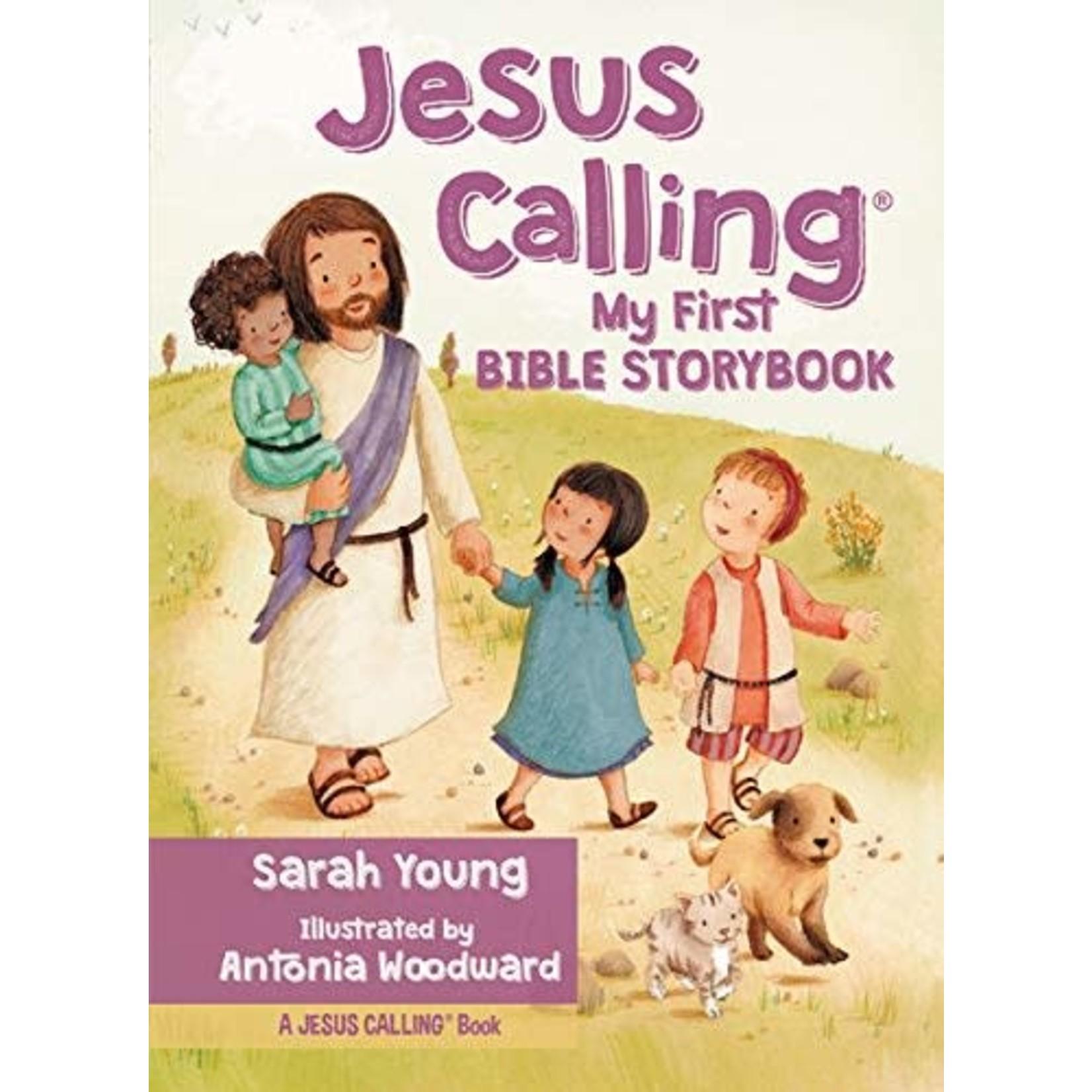 Jesus Calling First Bible Storybook