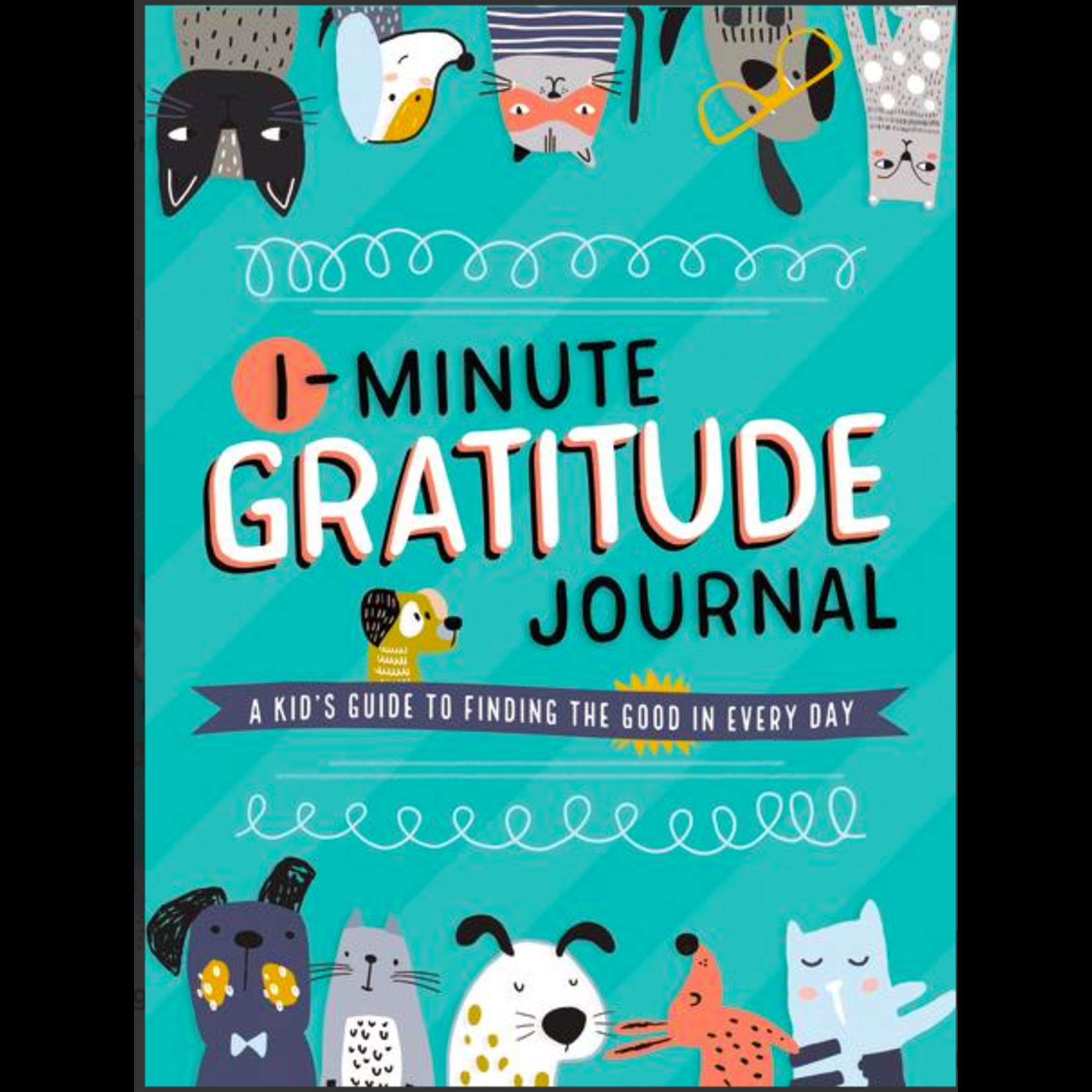 1 Minute Gratitude Journal
