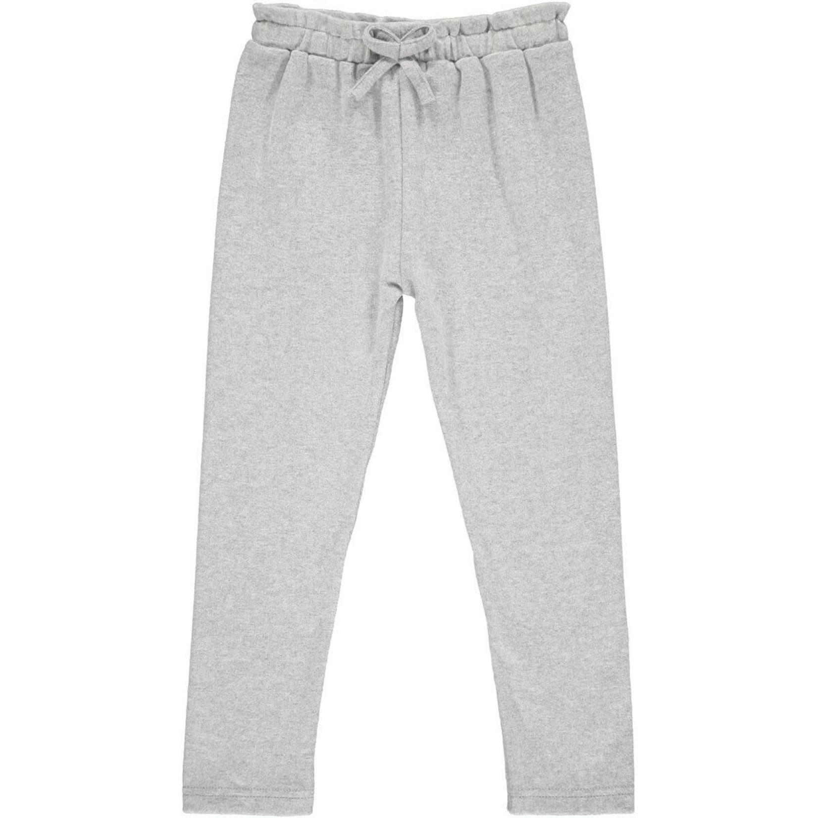 Vignette Fawn Girls Leggings - Grey 3