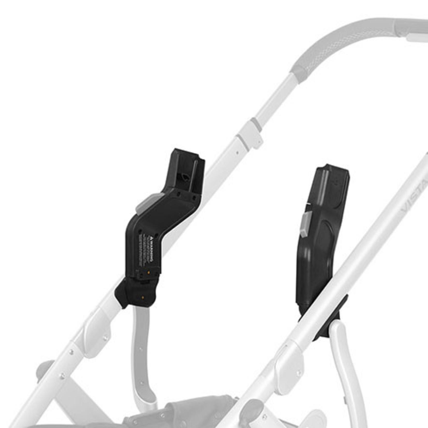 UPPAbaby Car Seat Adapters (Maxi-Cosi, Nuna, Cybex, and BeSafe)