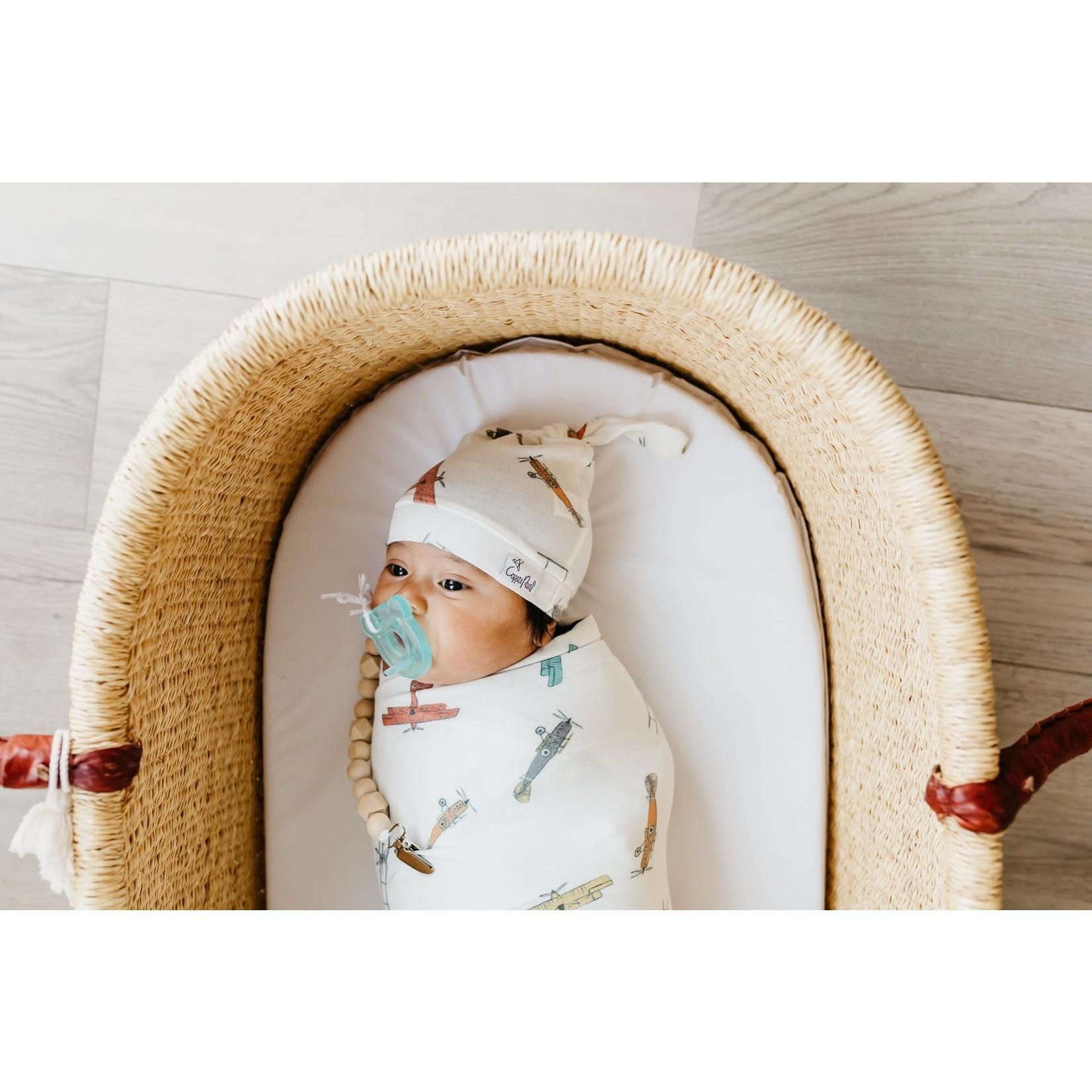 Copper Pearl Knit Blanket - Ace