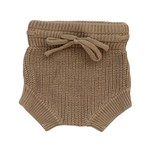Mebie Baby Knit Bloomers - Toffee