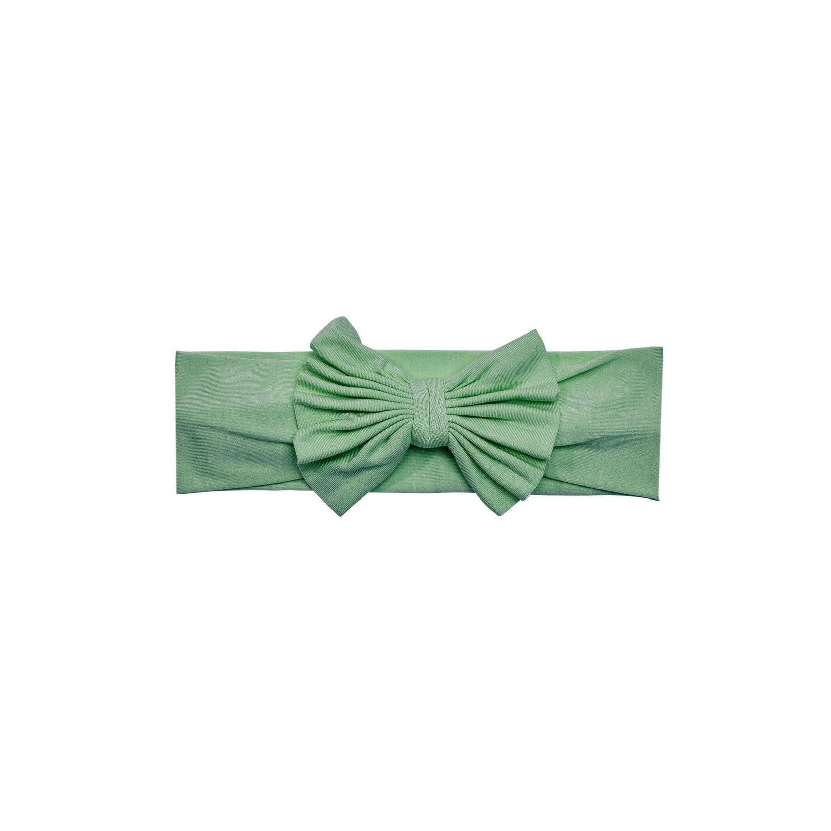 Magnetic Me Emerald Solid Modal Headband