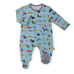 Magnetic Me In-Dog-nito Modal Magnetic Footie Preemie