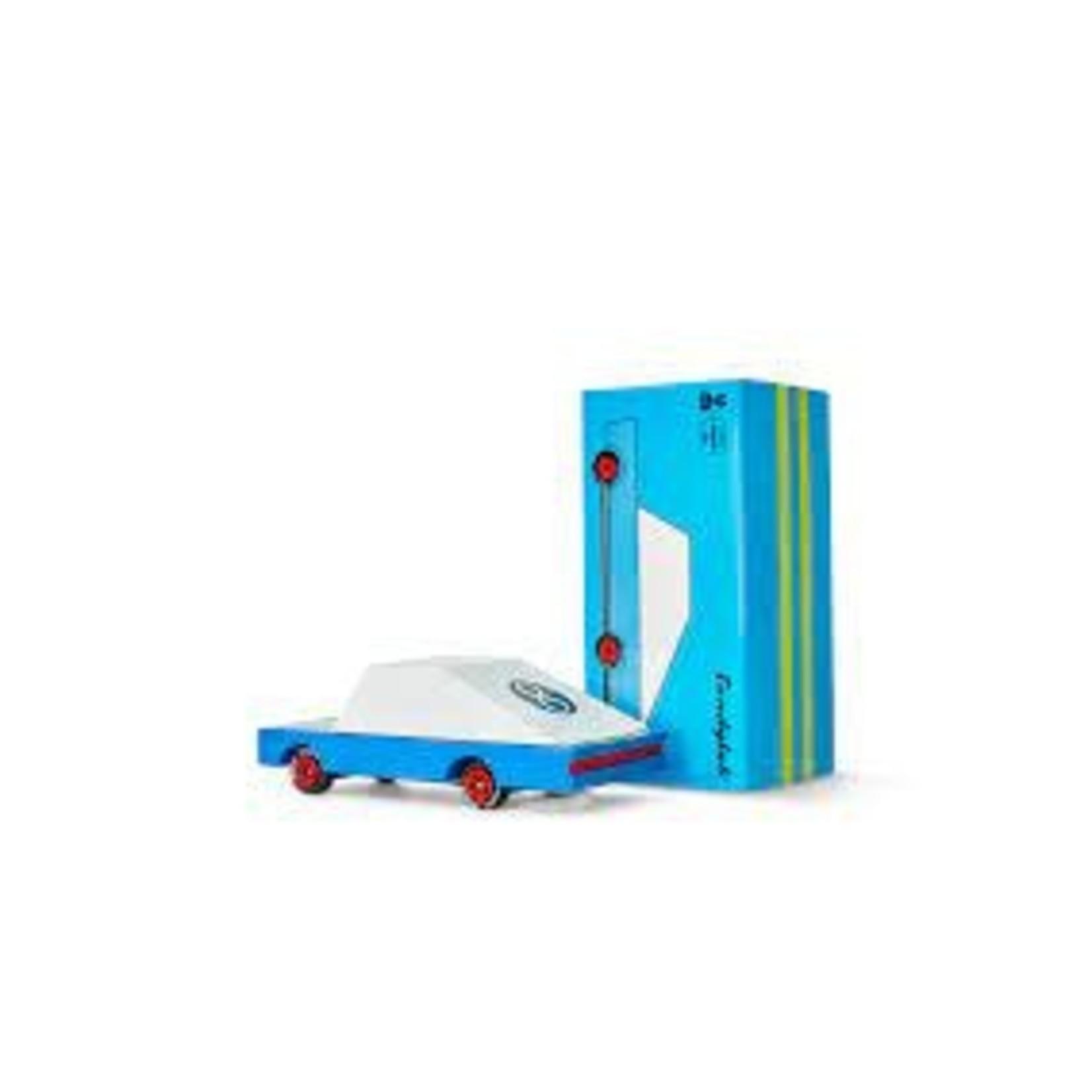 Candylab Toys Blue Racer #8