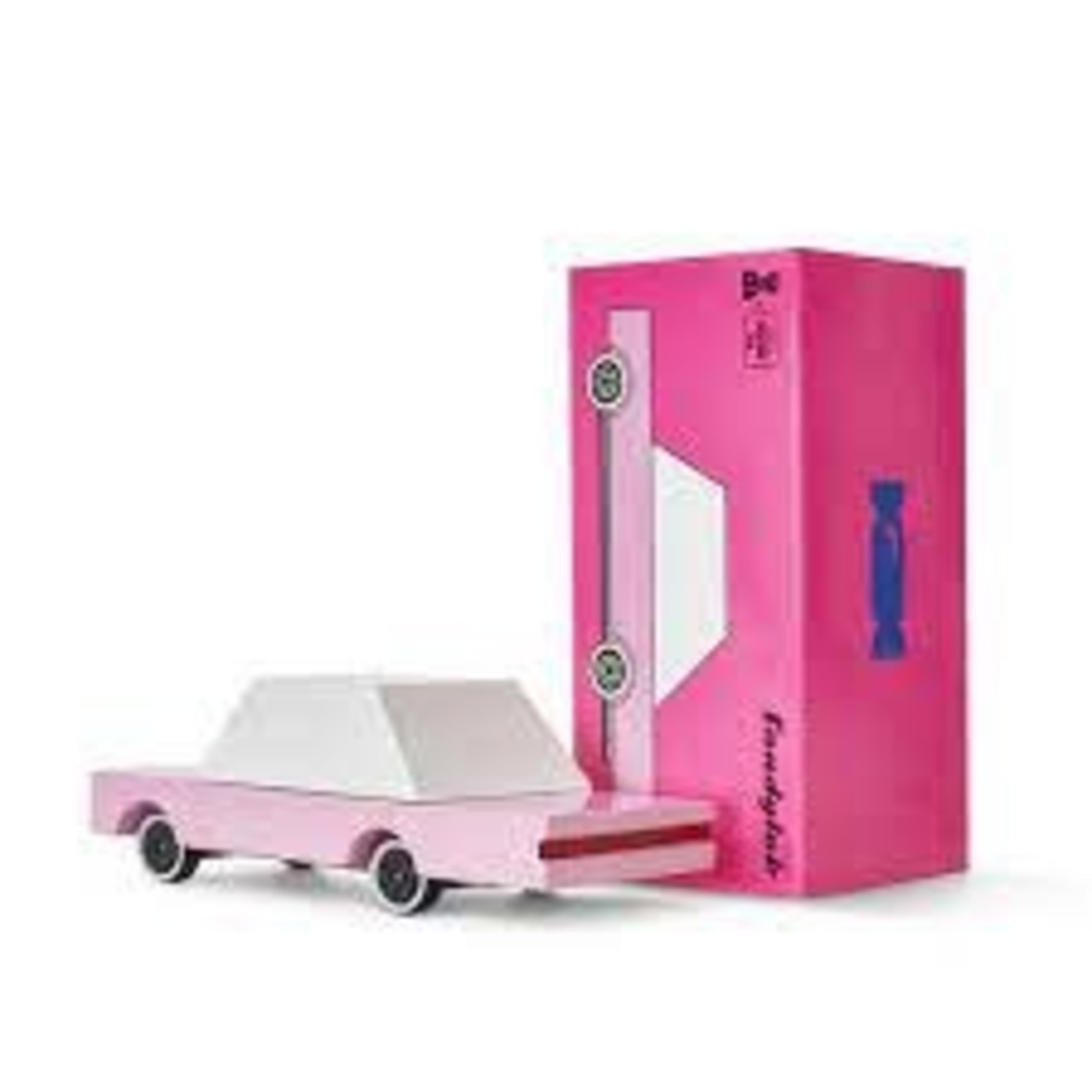 Candylab Toys Pink Candycar
