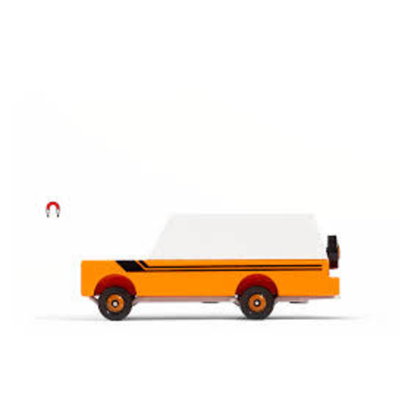 Candylab Toys Orange Mule