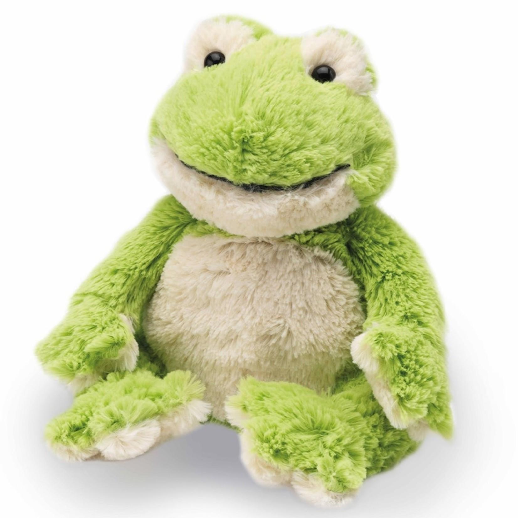 Intelex Big Frog Cozy Plush