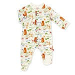 Magnetic Me BBQ Bears Modal Magnetic Footie 12-18M